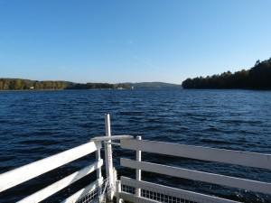 """Le Lac des Settons, La petite """"mer"""" du Morvan"""